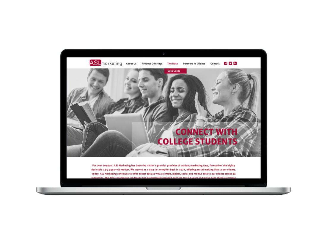ASL homepage
